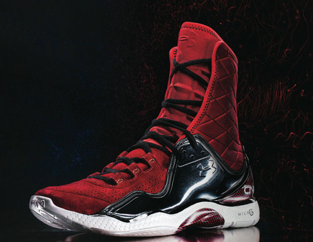 Chaussure Boxe Under Armour
