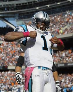 Trop arrogant ou assez talentueux ? Cam Newton est pour le moment l'avenir de sa franchise.