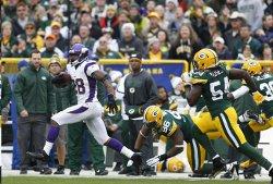 Les Packers sont ce qui sépare encore Adrian Peterson d'un titre de MVP.