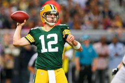 Encore 3 touchdowns pour le Packer Rodgers