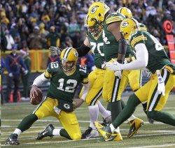 Les Packers ont pu faire la fête tous ensemble contre les Titans.