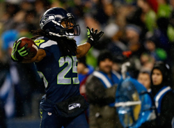 Richard Sherman et la défense de Seattle vont proposer un gros challenge à Robert Griffin.