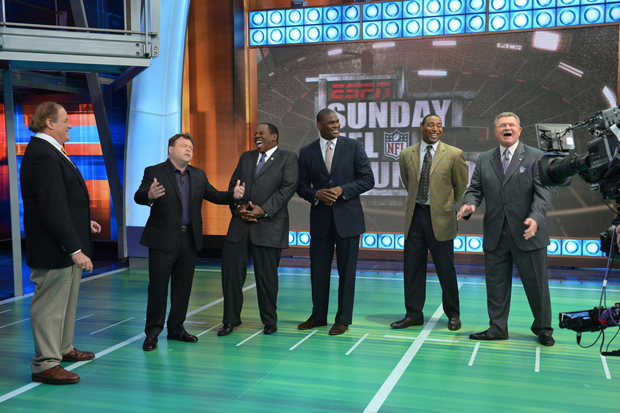 Sunday NFL Countdown - October 14, 2012