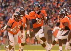 Peyton Manning aura pris les Broncos sous son aile cette saison