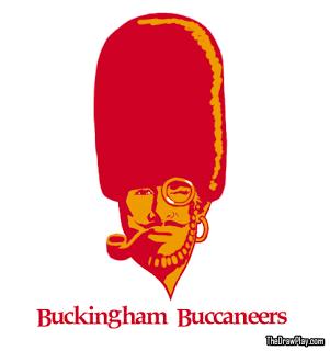 "logo ""anglais"" des buccaneers"