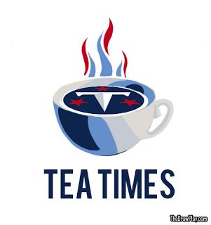 """logo """"anglais"""" des Titans"""