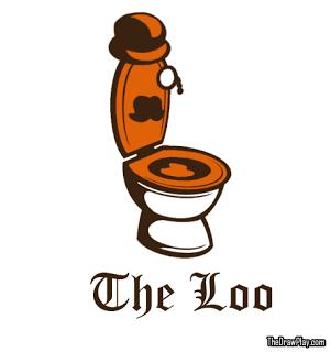 """Logo """"anglais"""" des Browns"""