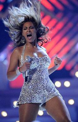 Beyonce aura l'honneur d'animer la mi-temps du match.