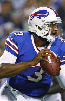 E.J. Manuel continue de s'imposer comme le meilleur quarterback des Bills.