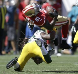 Anquan Boldin a survolé le match contre les Packers