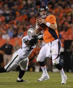 Peyton Manning a encore été excellent avec 3 touchdowns de plus au compteur