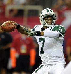 Le rookie des Jets a été brillant avec 3 touchdowns à la passe
