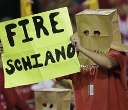 La colère gronde à Tampa.