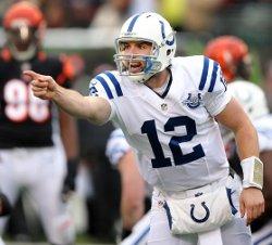 Direction les playoffs pour Andrew Luck et les Colts!
