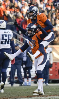 Matt Prater entre dans le livre des records NFL avec un field goal de 64 yards.
