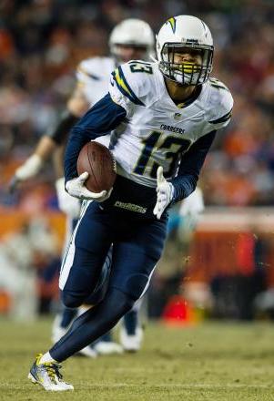 Pour finir sa saison, Keenan Allen a trouvé bon d'inscrire deux touchdowns ! Malheureusement cela n'a pas suffi.