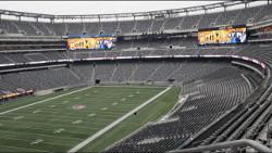 L'intérieur du Metlife Stadium