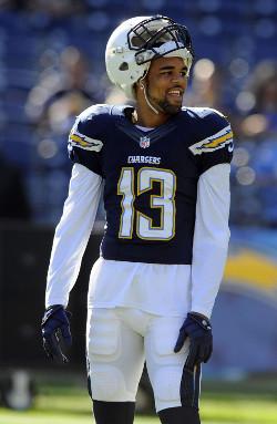 Keenan Allen découvre les playoffs en NFL dès sa première année. Il est aujourd'hui le receveur numéro 1 des Chargers, lui qui avait démarré la saison sur le banc.