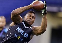 Mack semble être le linebacker numéro 1 de la cuvée 2014