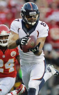 Eric Decker peut-il rester aussi performant sans Peyton Manning ?