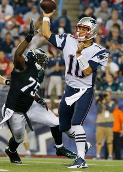 Jimmy Garopolo a été bon en relève de Tom Brady. Ryan Mallett est-il menacé ?
