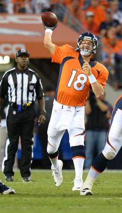 Il est déconseillé d'énerver Peyton Manning.