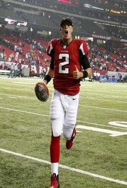 2014, année du retour au sommet pour Matt Ryan et les Falcons ?