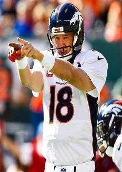 Encore un record en vue pour Peyton Manning