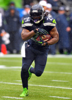 Marshawn Lynch porte Seattle sur son dos