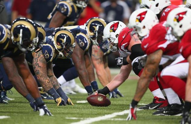 Cardinals@Rams Une