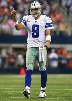 Tony Romo a les cartes en main pour aller chercher les playoffs
