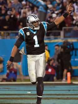 Cam Newton est de retour en playoffs !
