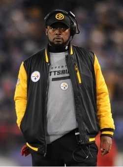 Mike Tomlin a toujours des surprises pour Baltimore