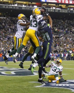 Seahawks vs. Packers