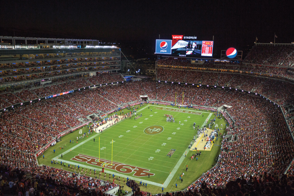 Levi's Stadium San Francisco