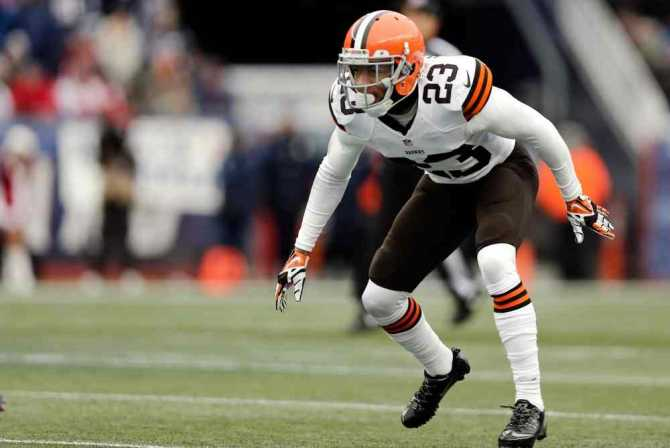 Joe Haden Browns