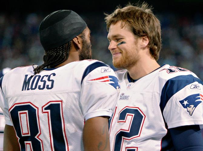 Patriots Giants Football