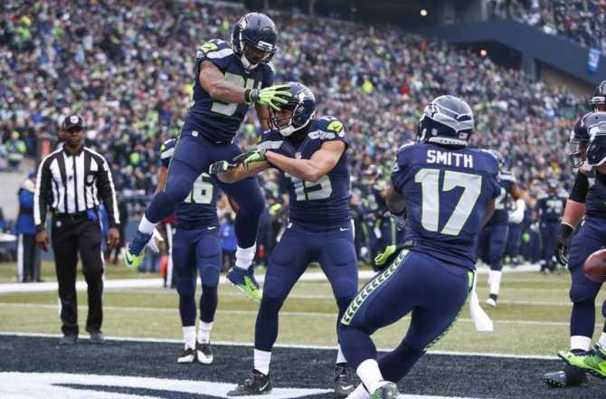 Jermaine Kearse Seattle Seahawks