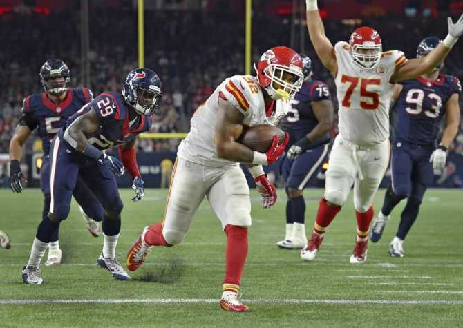 Marcus Peters Chiefs
