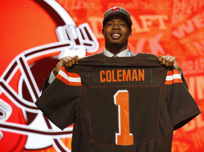 Corey Coleman, enfin un receveur d'envergure à Cleveland ?