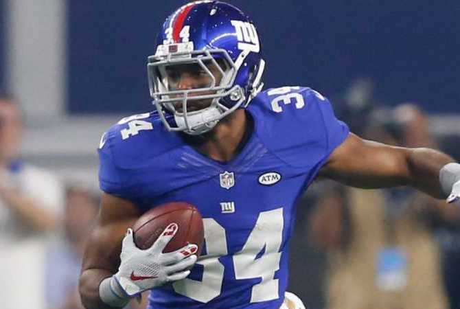 Shane Vereen_Giants