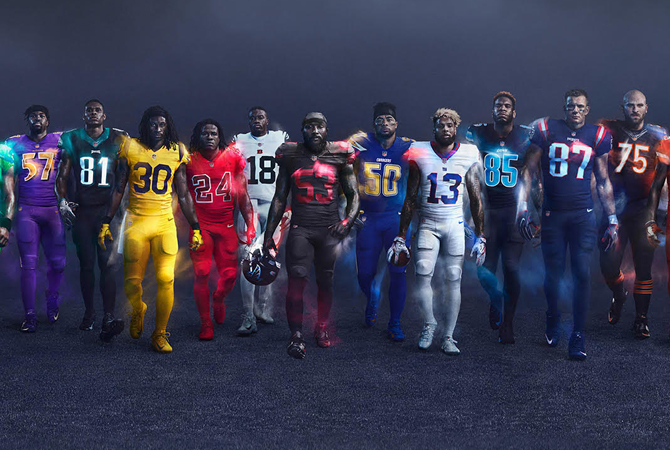maillots-nfl-color-rush-130916