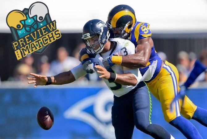 Seattle_Seahawks_Los Angeles_Rams_Russell Wilson