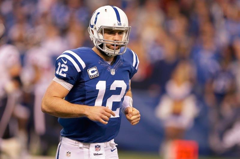 Colts : Andrew Luck déjà forfait pour le troisième match ...