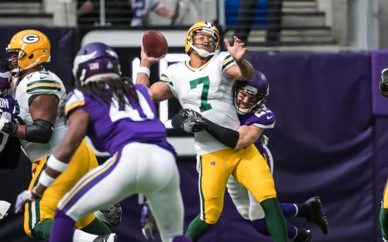 A la une 0  Vikings – Packers  scénario catastrophe pour Green Bay ! Les Packers ont perdu bien plus qu'un match face aux Vikings