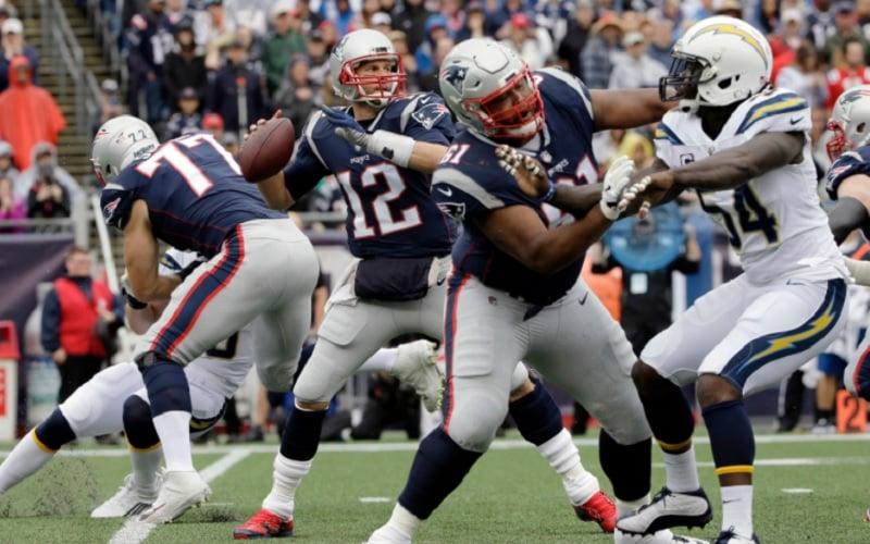 Connu Patriots – Chargers (21-13) : Tom Brady et New England stoppent la  IU22