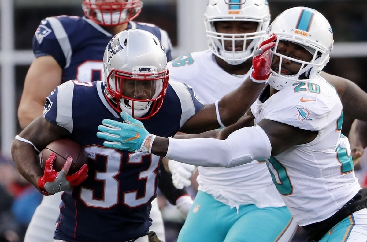 Célèbre Patriots – Dolphins (35-17) : New England dispose (encore  VT86