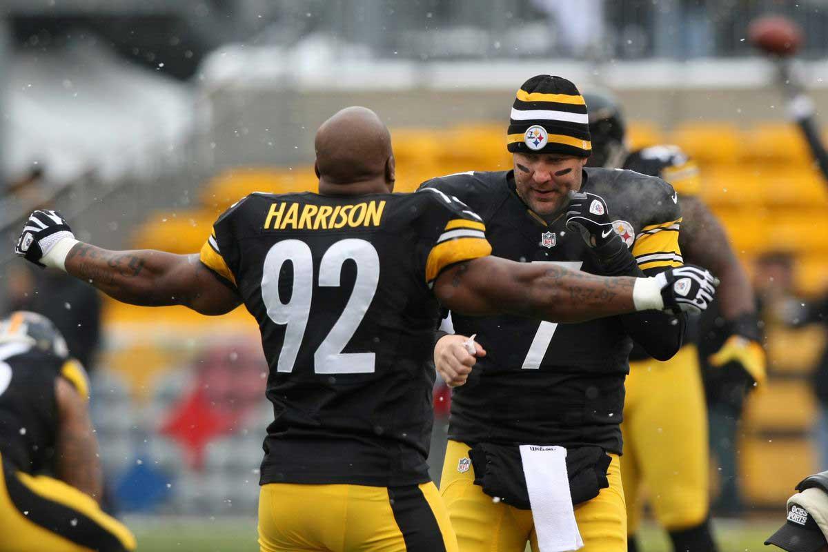 Célèbre Le petit dej' : Pittsburgh encaisse le départ de James Harrison  AQ76