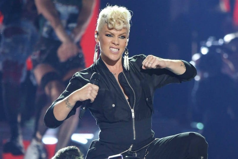Pink chantera l'hymne national — Super Bowl LII