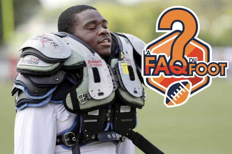 La FAQ du FOOT – L'équipement – Touchdown Actu (NFL Actu ...